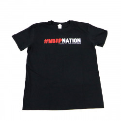Men's T-Shirt, MBRPnation Grey
