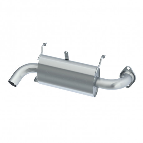 2015-17 RZR XP 1000 OVAL SLIP-ON EXHAUST
