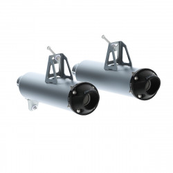 2015-16 Maverick 1000 turbo dual Slip on muffler