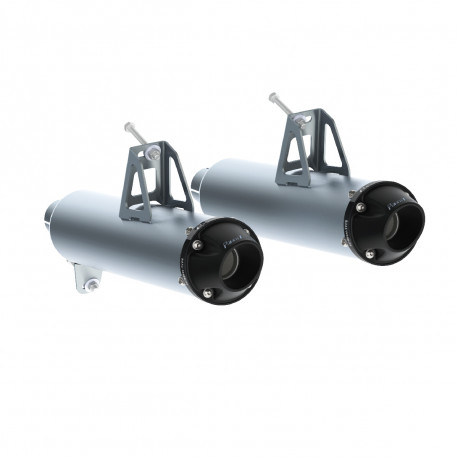 2013-16 Maverick 1000 dual Slip on muffler